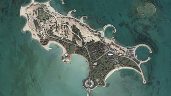 Google Earth and the Bahraini Uprising thumbnail