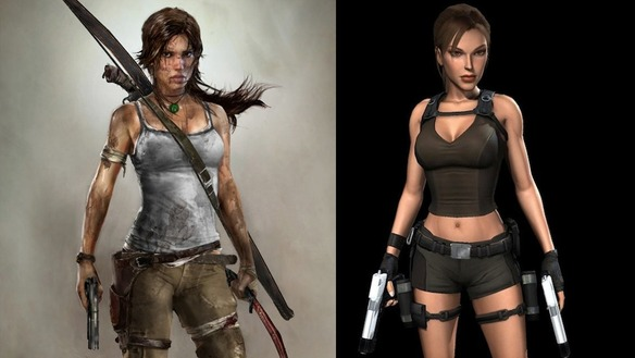 Future Sex: Rape-able Lara Croft and Women in Video Games