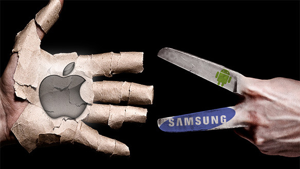 Samsung Apple second lawsuit